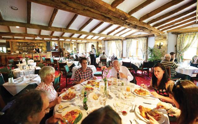 Giuseppes Restaurant In Tunbridge Wells Kent High Rocks